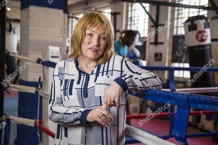 Boxing promoter Kellie Maloney, formerly Frank, Maloney, pays a visit to a boxing gym in Birmingham. It's the first time she has stepped inside a gym since a gender reassignment operation.