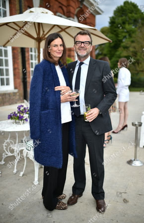 Stock Picture of Matthew Donaldson and Claudia Donaldson