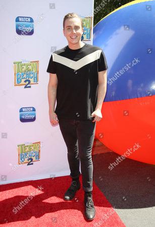 Editorial picture of 'Teen Beach 2' film premiere, Los Angeles, America - 22 Jun 2015