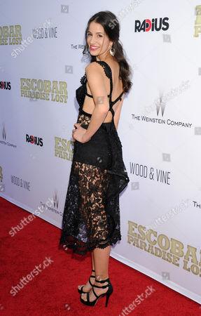 Editorial picture of 'Escobar: Paradise Lost' film premiere, Los Angeles, America - 22 Jun 2015