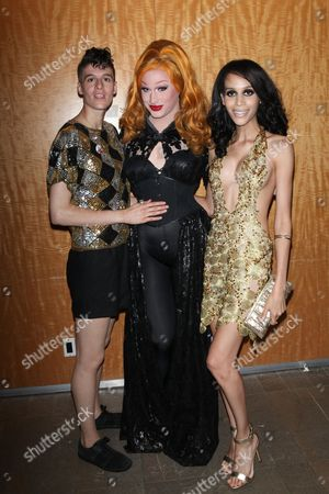 Editorial picture of ROAR: 5th Annual Broadway Sings For Pride Event, New York, America - 22 Jun 2015