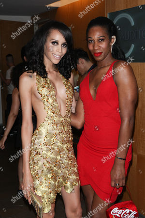 Isis King and Mila Jam