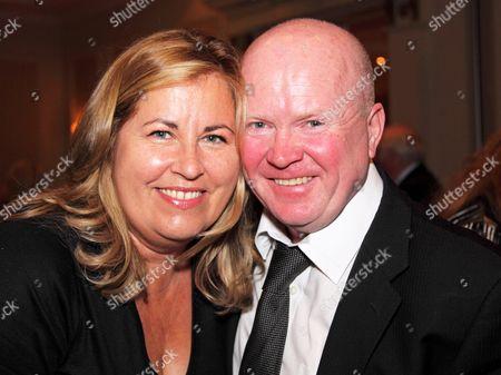 Stock Photo of Liza Tarbuck and Steve McFadden