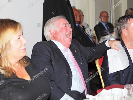 Liza Tarbuck and Jimmy Tarbuck OBE