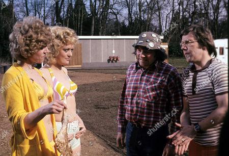 Carol Hawkins, Sherrie Hewson, Brian Osborne and Larry Dann