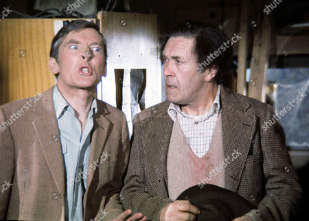 Kenneth Williams and Peter Butterworth