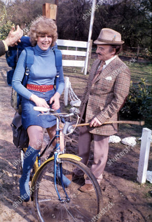 Carol Hawkins and Kenneth Connor