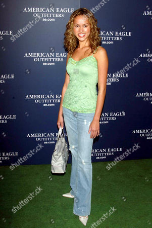 Editorial picture of 'AMERICAN EAGLE OUTFITTER PARTY', LOS ANGELES, CALIFORNIA, AMERICA - 24 AUG 2004