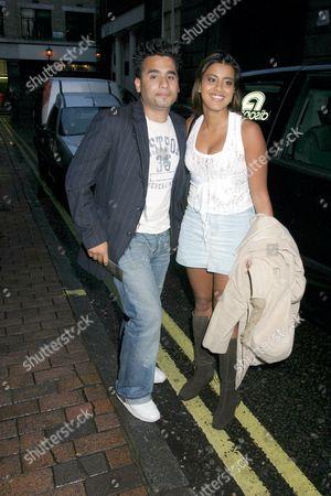 Ameet Chana and Pooja Shah