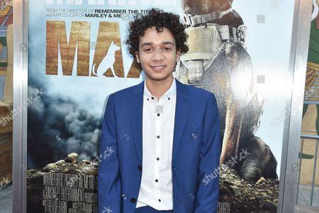 Editorial image of 'Max' film premiere, Los Angeles, America - 23 Jun 2015