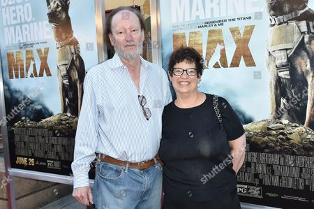 Editorial image of 'Max' film premiere, Los Angeles, America - 23 Jun 2015