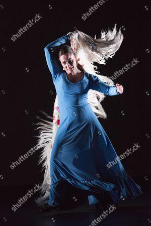 Editorial image of 'Flamencura' performed by the Paco Pena Dance Company, Sadlers Wells, London, Britain - 23 Jun 2015