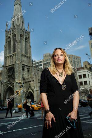 Editorial image of Elizabeth Wurtzel, New York, America - 10 Jun 2015