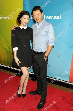 Editorial picture of NBC Universal Summer Press day, New York, America - 24 Jun 2015