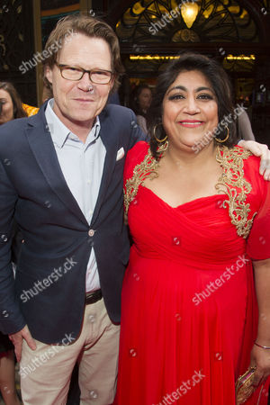 Robert Elms and Gurinder Chadha (Author/Director)