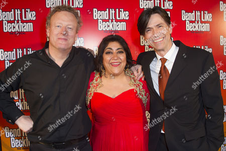 Howard Goodall (Music), Gurinder Chadha (Author/Director) and Charles Hart (Lyrics)