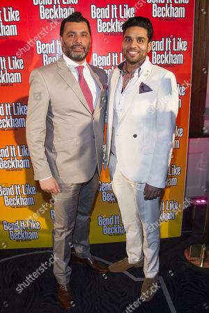 Irvine Iqbal (Uncle) and Raj Bajaj (Teetu)