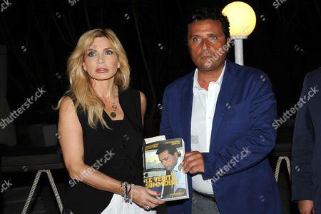 Author Vittoriana Abate and Francesco Schettino