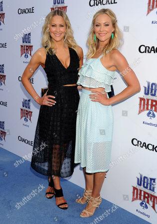 Brittany Daniel and sister Cynthia Daniel