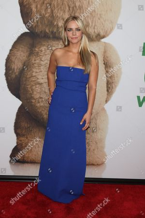 Editorial picture of 'Ted 2' film premiere, New York, America - 24 Jun 2015