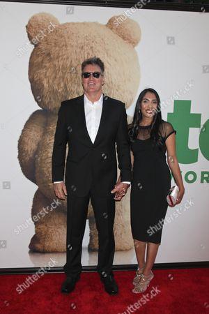 Sam J. Jones and wife Ramona Lynn Jones