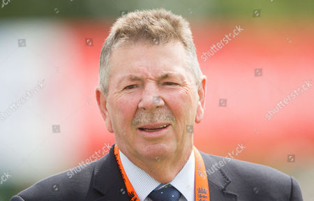 Rodney Marsh Kent CCC XI v Australia XI - Tour Match - 25/06/2015 The Spitfire Ground, St Lawrence, Canterbury - UK © Andrew Fosker / Seconds Left Images 2015