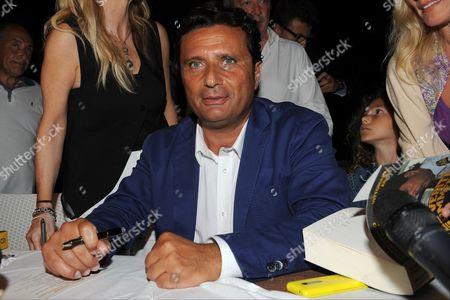 Francesco Schettino, former captain of the Costa Concordia