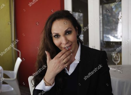 Editorial photo of Jennifer Rush talks about her upcoming tour in South Africa - 24 Jun 2015
