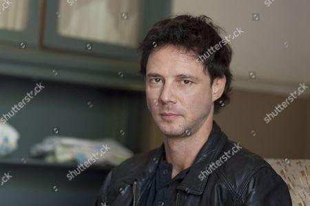 The actor Eloy Azorin