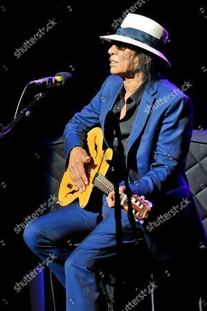 Editorial image of Brian Wilson Summer Tour concert at Bass Concert Hall in Austin, Texas, America - 23 Jun 2015