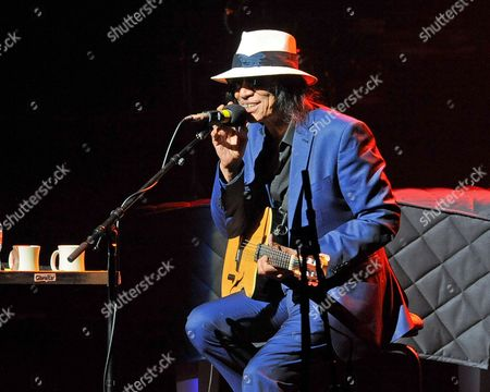Support act Sixto Rodriguez