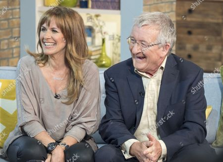 Carol Smillie and Dr Chris Steele