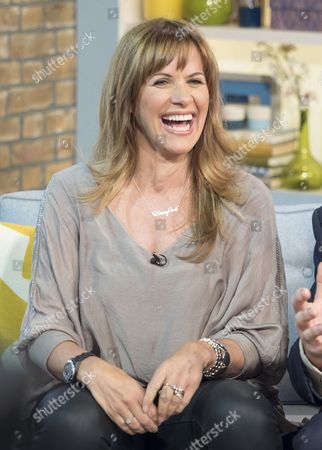 Stock Picture of Carol Smillie