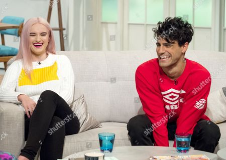 Grace Chatto and Milan Neil Amin-Smith