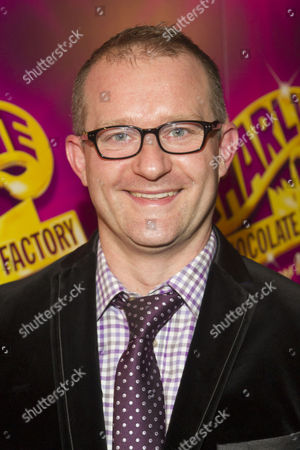 Editorial picture of 'Charlie and the Chocolate Factory' 2nd Birthday Party, London, Britain - 25 Jun 2015
