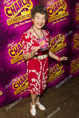 Editorial image of 'Charlie and the Chocolate Factory' 2nd Birthday Party, London, Britain - 25 Jun 2015