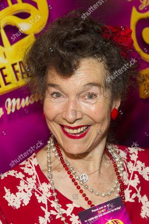 Stock Image of Myra Sands (Grandma Georgina)