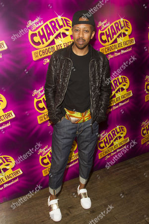 Editorial photo of 'Charlie and the Chocolate Factory' 2nd Birthday Party, London, Britain - 25 Jun 2015