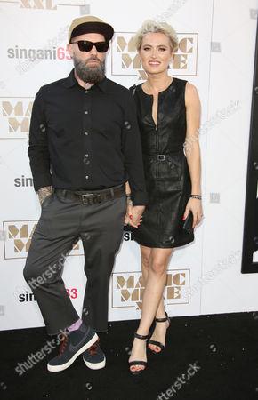 Editorial picture of Magic Mike XXL film premiere, Los Angeles, America - 25 Jun 2015