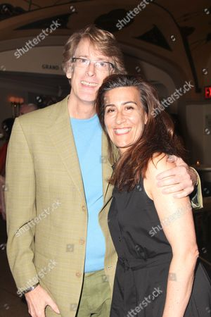 Editorial picture of 'A New Brain' play opening night, New York, America - 24 Jun 2015