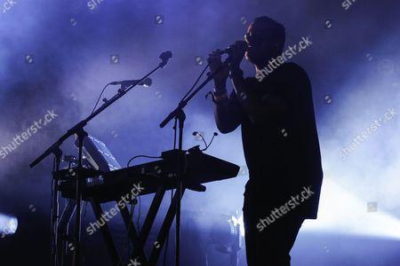 Editorial image of Glastonbury Festival, Britain - 26 Jun 2015