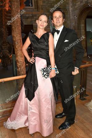 Marissa Hermer and Matt Hermer