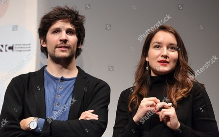 Felix De Givry and Anais Demoustier