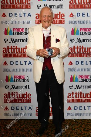 Editorial image of Attitude Magazine Awards, London, Britain - 26 Jun 2015