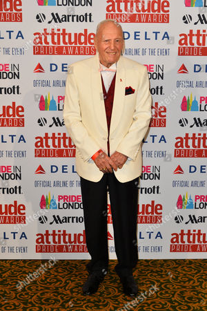 Editorial picture of Attitude Magazine Awards, London, Britain - 26 Jun 2015