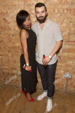 Editorial photo of 'The Trial' Play after party at the Young Vic Theatre, London, Britain - 26 Jun 2015