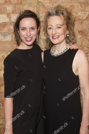 Kate O'Flynn (Tiffany/Female Guard/Rosa/Chastity/Cherry/Girl) and Sian Thomas (Mrs Grace/Doctor)
