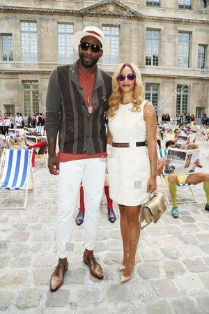 Editorial picture of Berluti show, Spring Summer 2016, Paris Men's Fashion Week, France - 26 Jun 2015