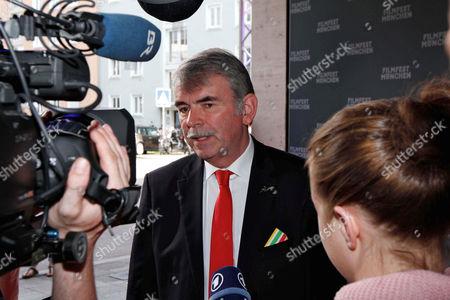 Editorial image of 33rd Munich Film Festival, Germany - 26 Jun 2015