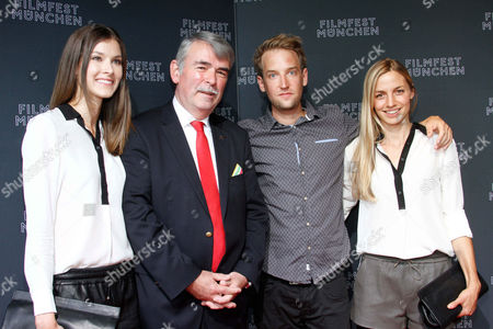 Editorial photo of 33rd Munich Film Festival, Germany - 26 Jun 2015